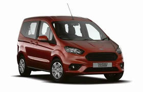 Ford Tourneo Courier mieten