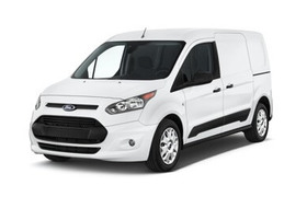 Mietwagen Ford Transit Connect