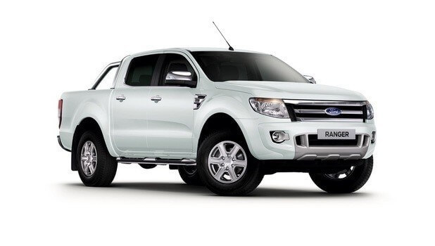 Mietwagen Ford Ranger Double Cab